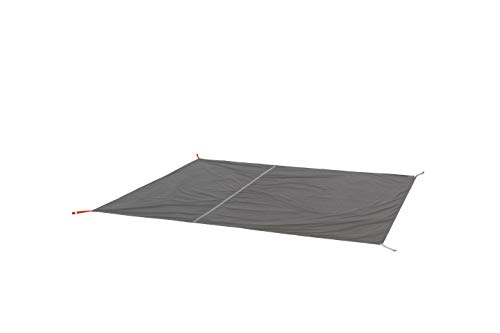 Big Agnes Inc Unisex's Big Agnes Copper Spur HV UL 4 Person Tent Footprint, Grey, UL4