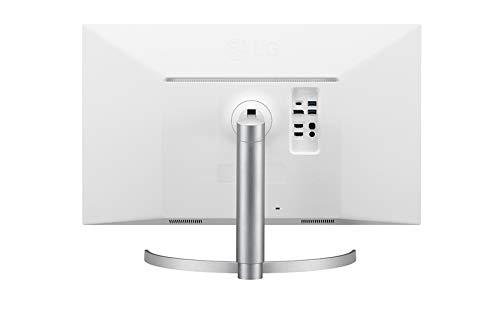 LG 27UL850-W 68, 58 cm (27 Zoll) UHD 4K IPS Monitor (HDR10, USB Type-C, 99% sRGB, AMD Radeon FreeSync), schwarz weiß - 6