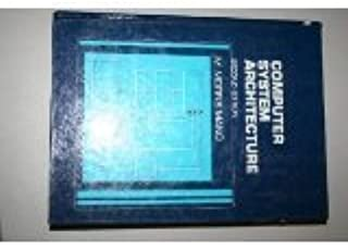 Computer System Architecture by Mano M. Morris (1982-04-19) Hardcover