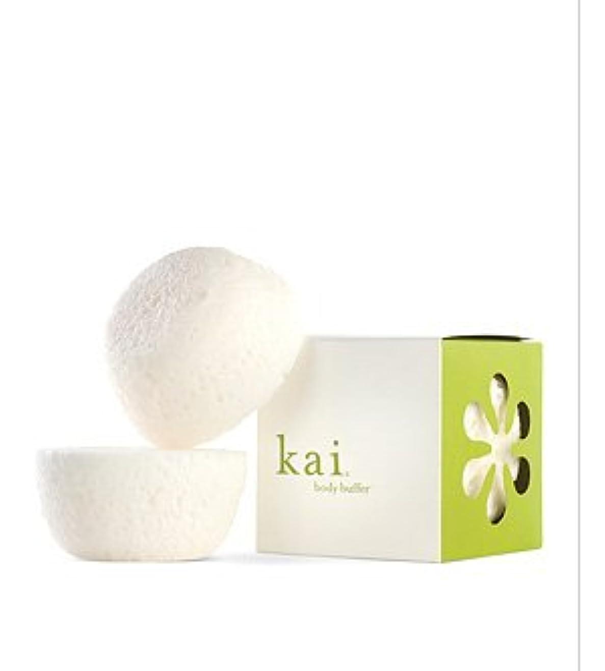 ヨーロッパ宇宙好きである〈海外直送品〉Kai Body Buffer (カイ ボディーバッファー) 2.75 oz (82.5ml) x 2 for Women