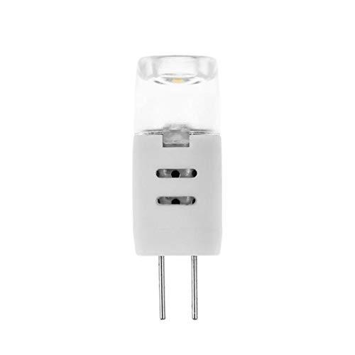 Lichte Bulbs G4 1.3W 2LEDs SMD 2835 Corn Lamp for dendritische Kroonluchter Lamp van het Kristal, AC 12V LED-lampen Corn Light Bulb