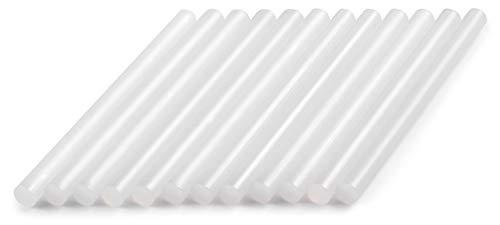 Dremel GG01 - Barras de cola de alta temperatura multiusos, pack de 12 barras de 7 mm para pistola de silicona caliente para pegar madera, plástico, cerámica, textil