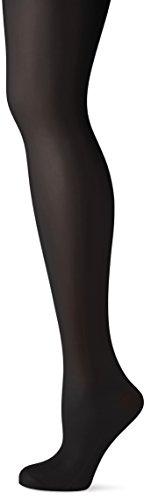 Cache Coeur Damen Activ'Light Strumpfhose, 30 DEN, Schwarz, 38