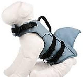 dolphin fin life jacket dog