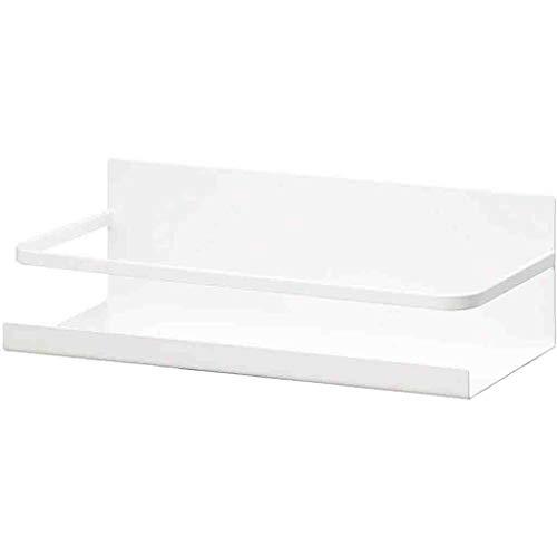 冷蔵庫ラック 防錆スパイスポットラック、多目的冷蔵庫サイドラック、家庭用磁気スパイスラック。