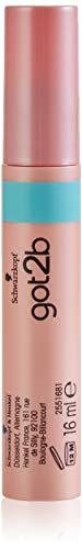 Schwarzkopf - Got2b - Mascara Cheveux - Bye Bye Baby Hair - Fixe les Petits Cheveux - Fixation Légère - Cheveux Indisciplinés - Mascara de 16 ml