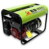 Generador de corriente 4,6 kW Honda Pramac ES5000 400 V 50 Hz AVR