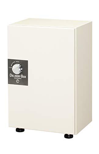 日東工業(Nitto Kogyo) 宅配ボックス NTB30-46C 塗装色/色彩:ミルキーホワイト塗装(2.5Y9/1) 本体: 奥行30cm 本体: 高さ60cm 本体: 幅40cm