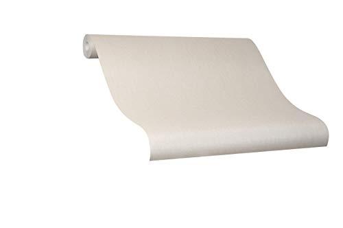 Tapete Beige - Colani Evolution - für Wohnzimmer, Schlafzimmer oder Küche - Made in Germany - 10,05m X 0,70m - Premium Vliestapete - 56344