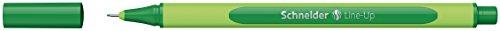 Schneider Schreibgeräte Fineliner Line-Up, 0,4 mm, blackforest-green