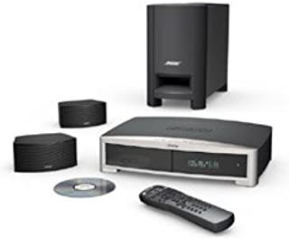 321 GS Series III DVD Home Entertainment System - Graphite (Discontinued by Manufacturer)