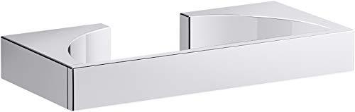 Kohler K-26571-CP Minimal Toilet Paper Holder, Polished Chrome