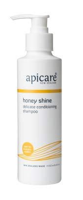 Apicare Maquillaje natural de miel de Manuka, libre de aditivos peligrosos, con un alto porcentaje de Manuka, cosméticos premiados varias veces (Honey Shine Manuka Honel, 250 ml)