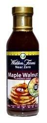Walden Farms Maple Walnut Flavoured Syrup