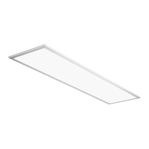 Fromm & Starck Panel LED Iluminación De Techo STAR_120-40 (Dimensiones: 120 x 30 cm, 40 W, 3.800 lúmenes, 3 temperaturas de color)