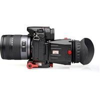 Zacuto GH3 Z-Finder Pro Optical Viewfinder for Panasonic GH3 & GH4 DSLR Cameras, 2.5x Magnification, Built-In Diopter