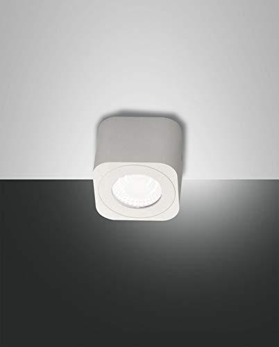 Fabas Luce LED Spot Palmi weiß