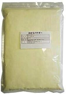 【国内加工輸入大豆】 超微粉おからパウダー 400g(150M チャック付き袋)
