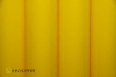 Oracover ORASTICK Cadmiumgelb - Breite: 60 cm Länge: 1 m 25-033