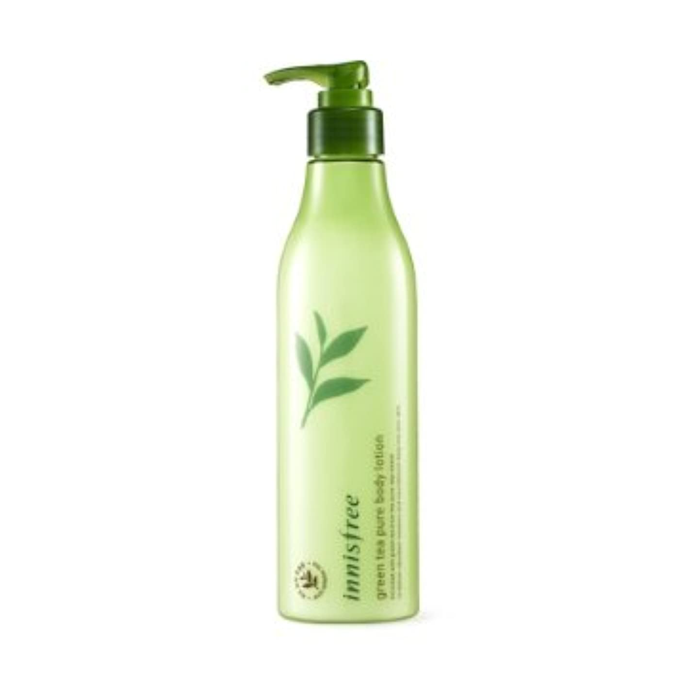 踏みつけ証拠角度【イニスフリー】Innisfree green tea pure body lotion - 300ml (韓国直送品) (SHOPPINGINSTAGRAM)