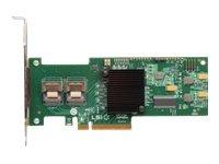 IBM ServeRAID M1015 Massenspeicher Controller (8 Sender/Kanal, PCI Express 2.0 x8)