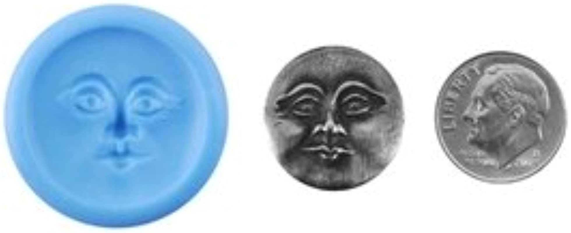 Cool Tools Antique Mold Moon Face