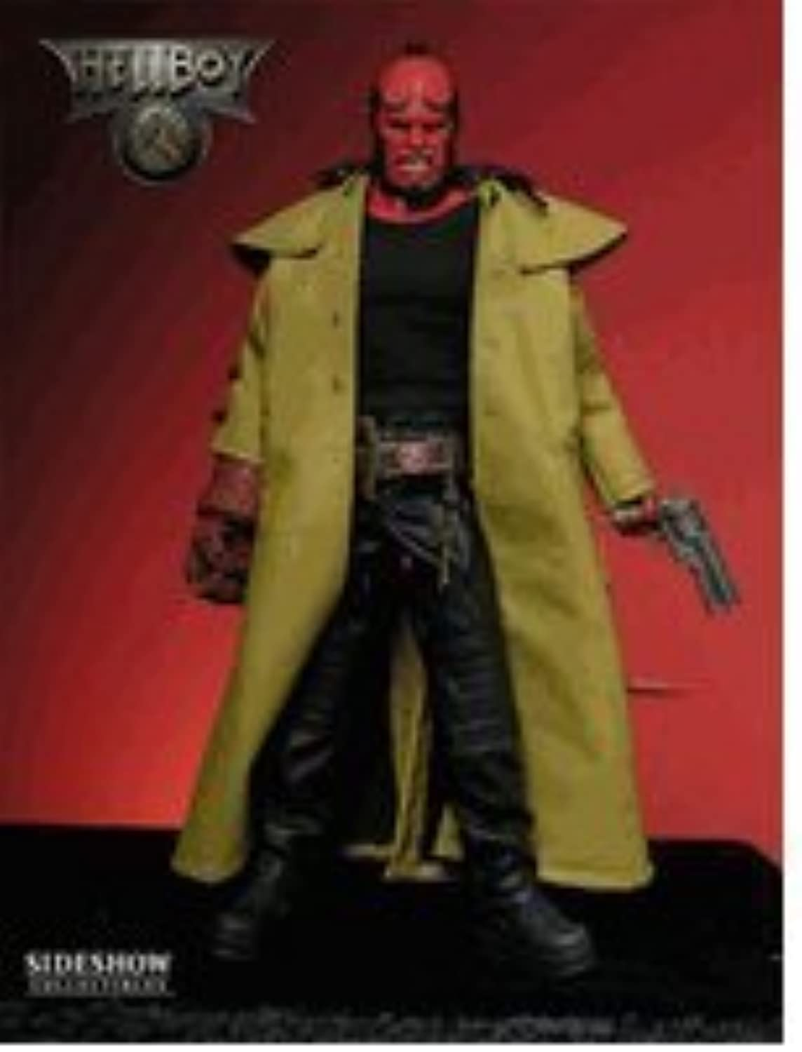 Sideshow Hellboy I Deluxe 12 Figure by Hellboy