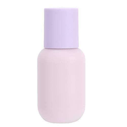 Wangzhi Crema De Imprimación Correctora Crema De Imprimación De Maquillaje De Poros Facial Profesional 35m L02# Bright Purple