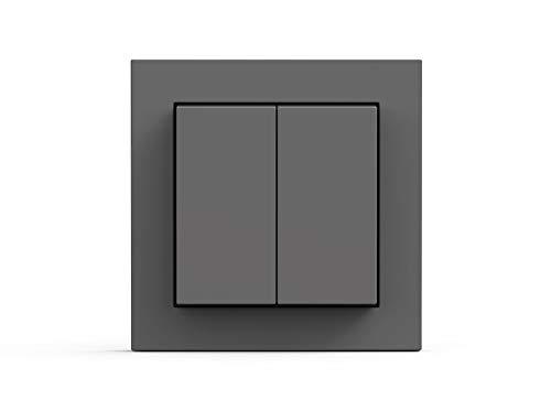 Friends of Hue Smart Switch: Kabelloser Philips Hue Schalter und Dimmer (Keine Batterien, Kein Aufladen, Exklusiv für…