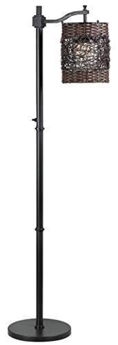 Kenroy Home 32144ORB Brent Outdoor Floor Lamp