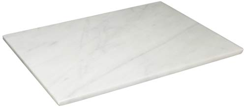 パール金属 大理石 めん台 スイーツ コンビニ 倶楽部 D-1069 ホワイト 40×30×2.5cm