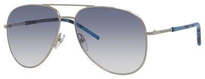 Marc Jacobs Sonnenbrille Marc 60/S Montures de Lunettes, Argenté (Silber), 59.0 Mixte Adulte