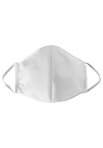 Seidensticker Masken - 10er Pack Mund-Nasen-Maske - 100% Baumwolle