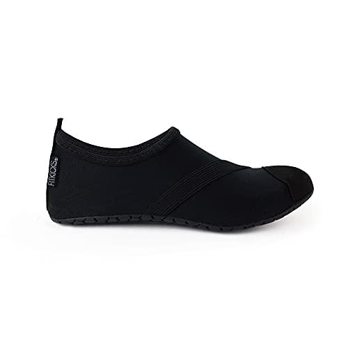 [フィットキックス] ブラック (L : 約25.0-26.0cm)