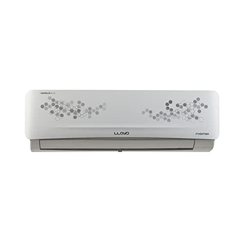 Lloyd 1.5 Ton 3 Star WiFi Ready Inverter Split AC (Copper, Anti-Viral & PM 2.5 Filter, 2021 Model, GLS18I36WRBP, White)