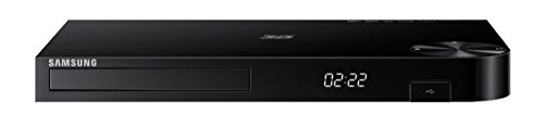 Samsung BDH6500 Black Smart 4K Upscaling Blu-Ray Player with Built-in WiF