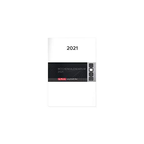 Herlitz 50029860 Ersatzkalendarium 2021 für Timer Flex A6, 1 Stück