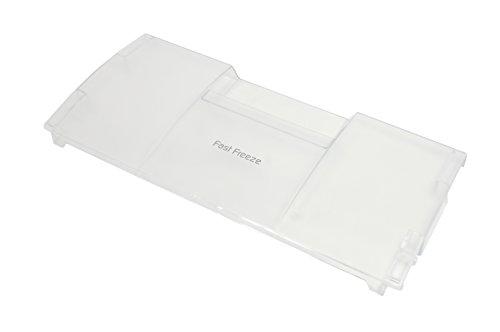 Beko 4308800100 Gefriergerätezubehör/Türen/Original Ersatz schnell Gefrierfach Klappe für den Gefrierschrank Flap