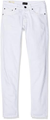 Seven7 Herren Alex Slim Jeans, Weiß (Gld Optic Rw 002), 40 (Herstellergröße: 30/32)