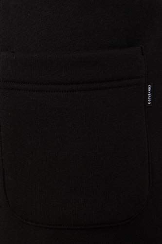 Converse Star Chevron EMB Short Black - Herren-Shorts, schwarz (schwarz) - 2