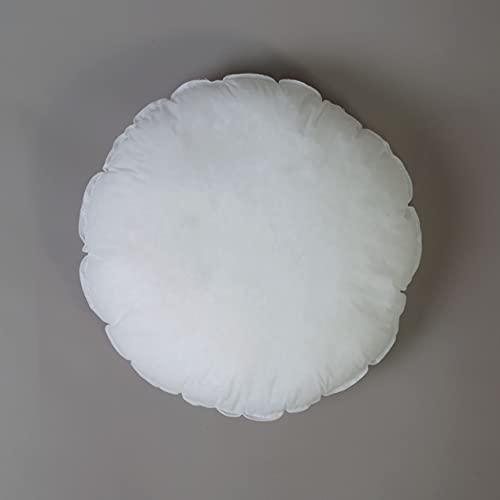 10XDIEZ Relleno cojín Redondo 45cm diametro (45cm de diámetro)