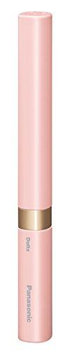 パナソニック電動歯ブラシポケットドルツ極細毛タイプペールピンクEW-DS42-PP