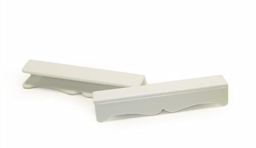 Camco 45551 White Screen Door Handles - Pack of 2
