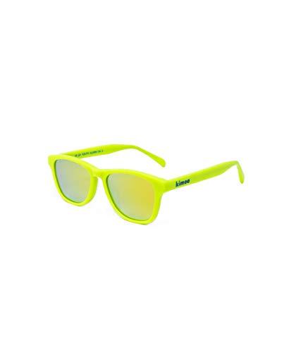 Kimoa - LA Gafas, Amarillo fluorescente, Normal Unisex Adulto