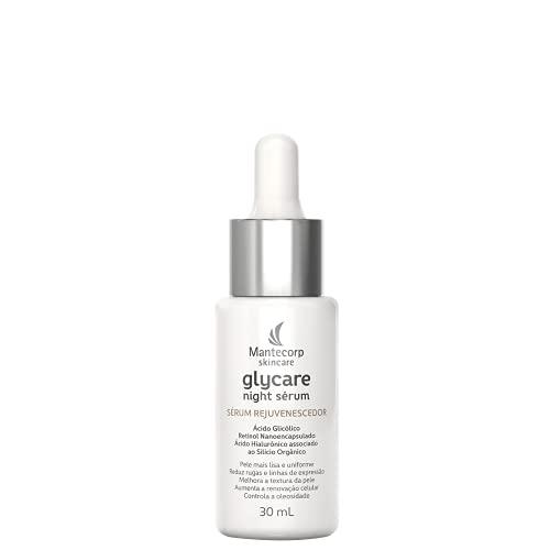 Mantecorp Glycare Night - Sérum Hidratante Facial 30ml