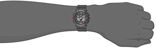 Casio G-Shock Men's Watch GA-100-1A4ER