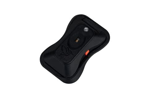 i4case Pulsioxímetro - La Nueva Forma de medir y controlar saturación de oxígeno y frecuencia cardíaca - Color Negro