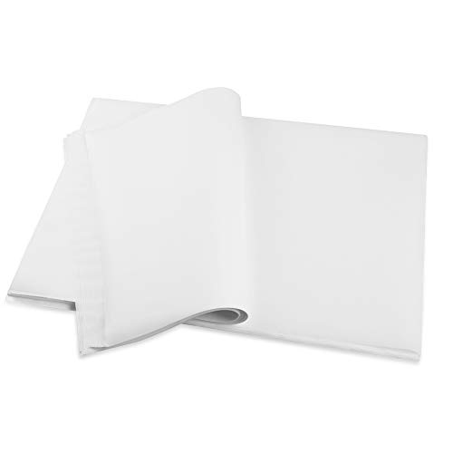 Geesta 200PCS 12x16 In Parchment Paper, Valued Parchment Paper Sheets for Baking Cookies, Cooking, Frying, Air Fryer, Grilling Rack, Oven(12x16 Inch)