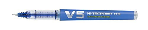 Pilot BXC-V5-L-BG Penna Roller, Confezione da 10