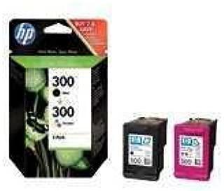 Multipack HP 300 - NOIR + COULEUR (2 cartucho de tintas) HP ...